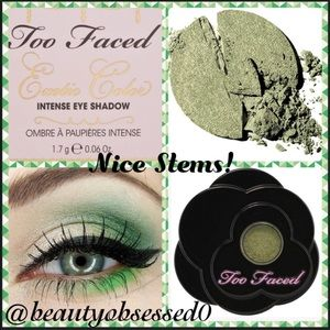 ❇️Too Faced Exotic Color Intense Eyeshadow